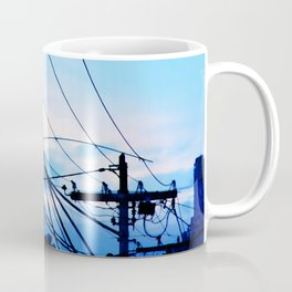 Telegraph Coffee Mug