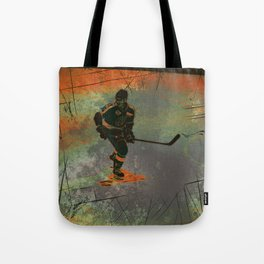 The Game Changer - Ice Hockey Tournament Tote Bag