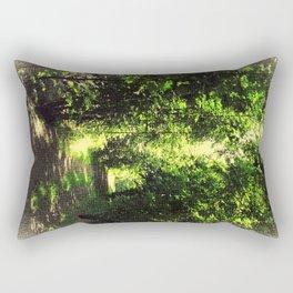 I'll go another way Rectangular Pillow