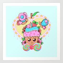 A Little Joy Art Print