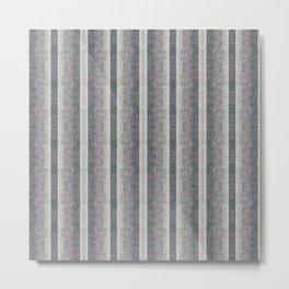 Grey Garden Metal Print