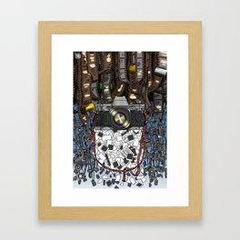 Photographer Framed Art Print