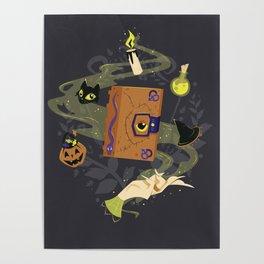 Booooook! (It's Just a Bunch of Hocus Pocus) Poster