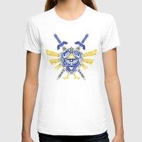 legend of zelda T-shirts featuring Heroes Legend - Zelda by Art & Be