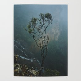 foggy mountains #society6 #decor #buyart Poster