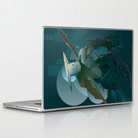 doom Laptop & iPad Skins featuring DOOM by orlando arocena ~ olo409- Mexifunk