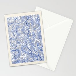 Reality Inbetween Stationery Cards