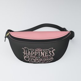 Happiness is Contagious Fanny Pack