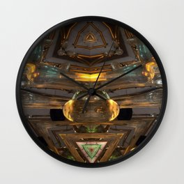 Time To Go... Wall Clock