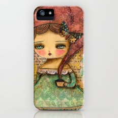 The Queen Marie Antoinette Slim Case iPhone (5, 5s)