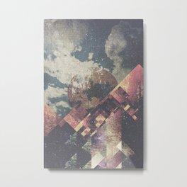 Land of the Rising Sun Metal Print