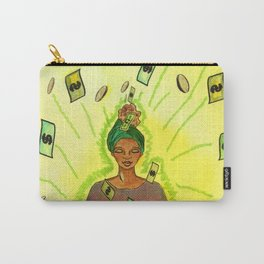 Money Magnet Affirmation Carry-All Pouch