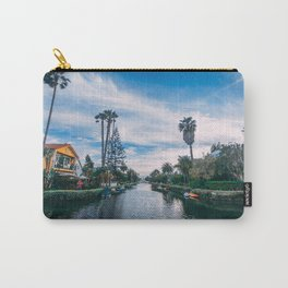 Venice Beach, Los Angeles Carry-All Pouch