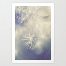 Faerie Dust 1 Art Print