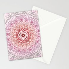 SUMMER MANDALA Stationery Cards