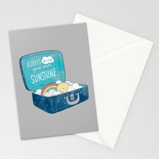 Always bring your own sunshine Stationery Cards