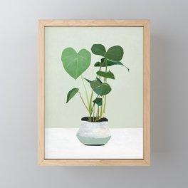Plant 3 Framed Mini Art Print