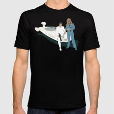 Mos Eisley Vice Mens Fitted Tee Black X-LARGE