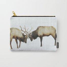 Elk arguments Carry-All Pouch
