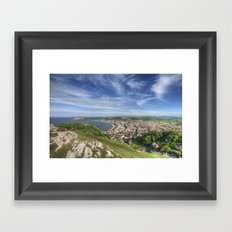 Great Orme View Framed Art Print
