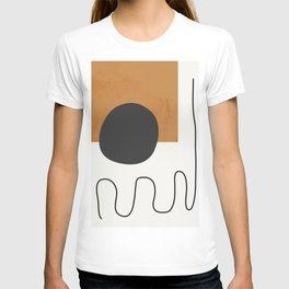 abstract minimal 53 T-shirt