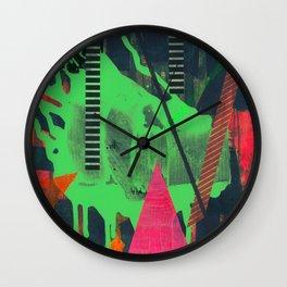 Navigating The Labyrinth Series 3 Wall Clock