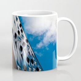 MUSIC SOUND touches the HAMBURG Sky Coffee Mug