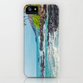 Paako Beach Blue Sensation iPhone Case