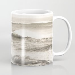 Windswept Waves Coffee Mug