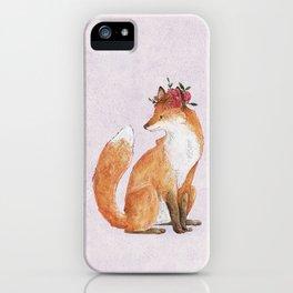 Hello, my name is Lena iPhone Case