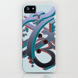 Time Glass iPhone Case