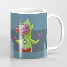 THE ZELDA SHOW : TINZO Coffee Mug