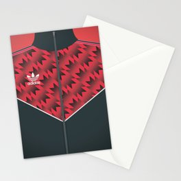 United 91 Track top Stationery Cards