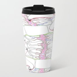 The Devil's Backbone  Travel Mug