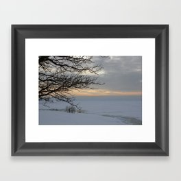 Winter II Framed Art Print