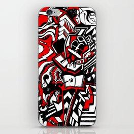 ducktism iPhone Skin