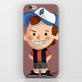 DIPPER! iPhone Skin