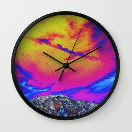 Arizona paranoia pt12 Wall Clock