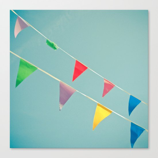 A Celebration Canvas Print