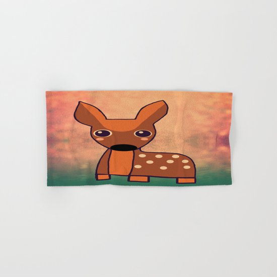 Little Deer-341 Hand & Bath Towel