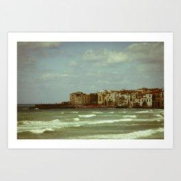 Sicily feeling Art Print
