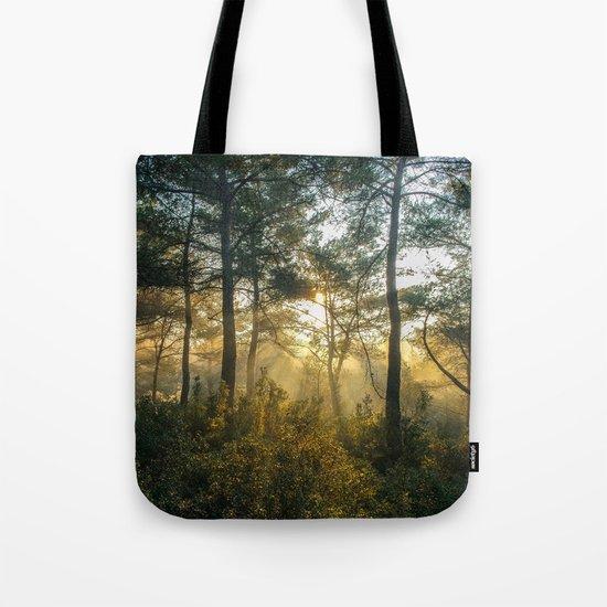 Great Awakening Tote Bag