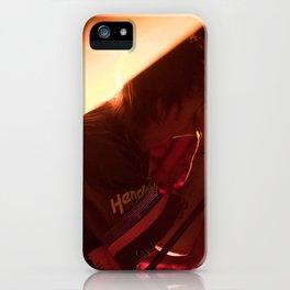 Julian Casablancas of The Strokes iPhone Case