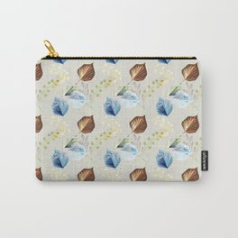 Leaves and twigs Carry-All Pouch