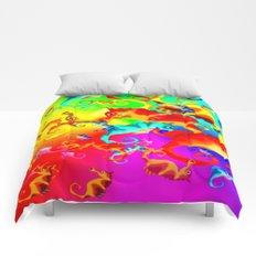 Seahorse Comforters