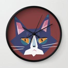 Sir Isaac Newton Wall Clock