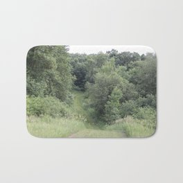 Endless Green of the Midwest Bath Mat