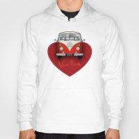 van Hoodies featuring Van Love by RubyRed