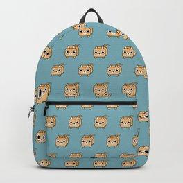 Cat Loaf - Orange Tabby Kitty Backpack