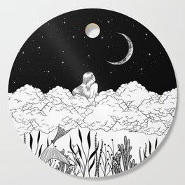 Moon River Cutting Board